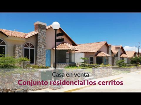 casa en venta en conjunto residencial los cerritos