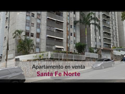 apartamento en venta en santa fe norte