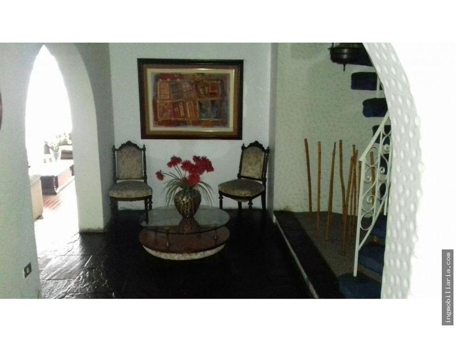venta de hermosa casa en san borja