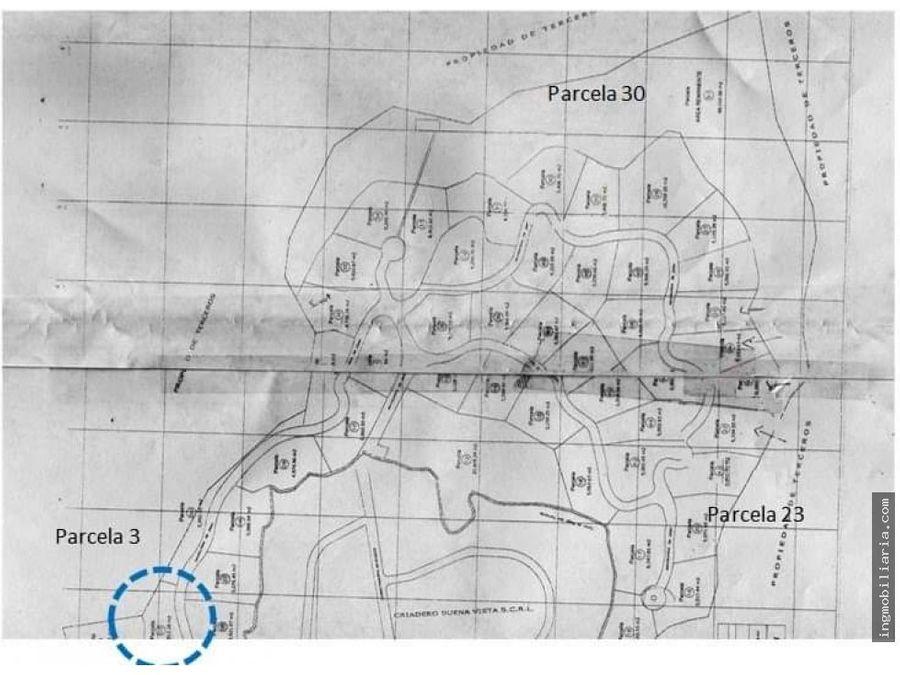 venta de terreno residencial en pachacamac