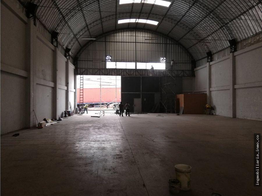 venta de local industrial en ate