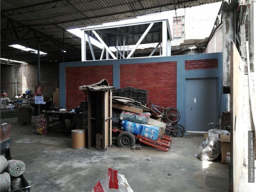 venta de terreno industrial en el callao