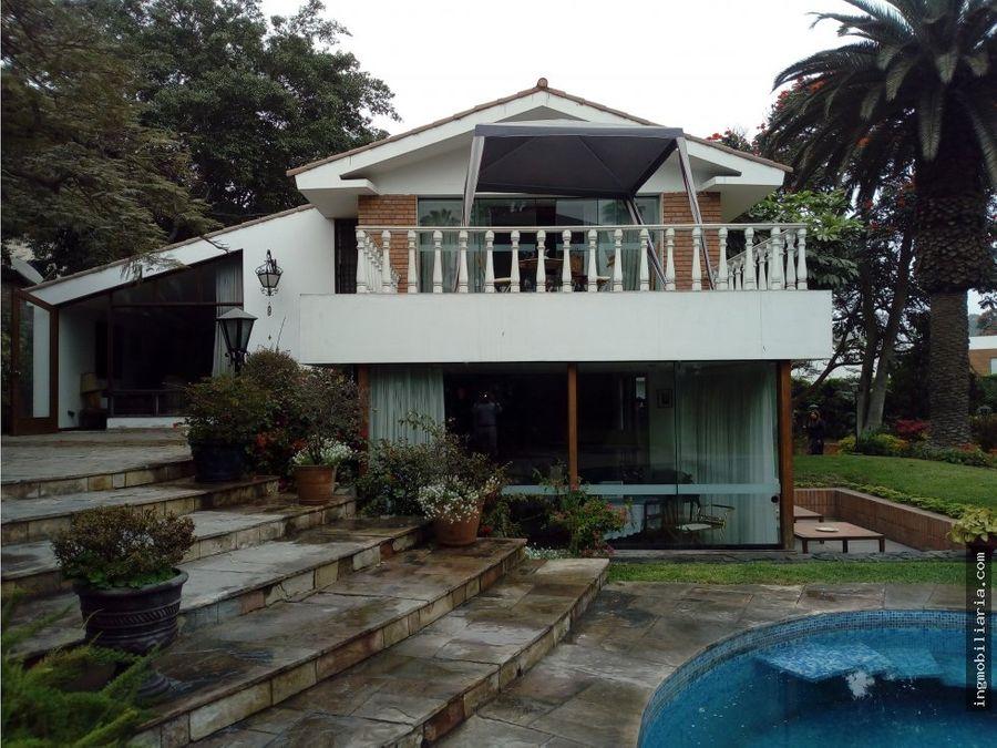 venta casa terreno en la planicie