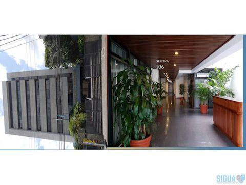 oficina en venta zona 10 edificio centro ejecutivo