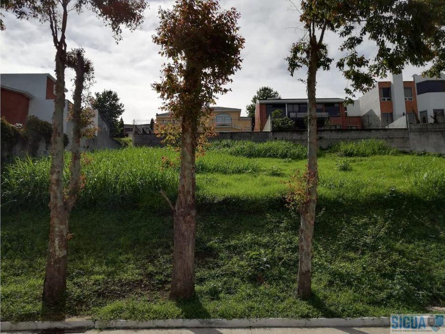 super precio terreno en venta la foresta 600 vrs