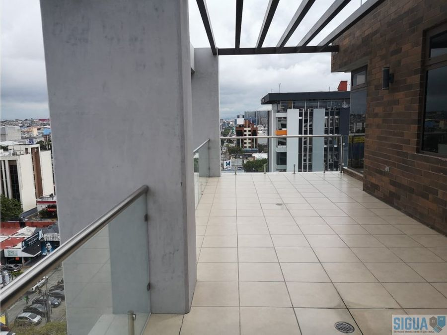 apartamento penthouse torre barcelona zona 9