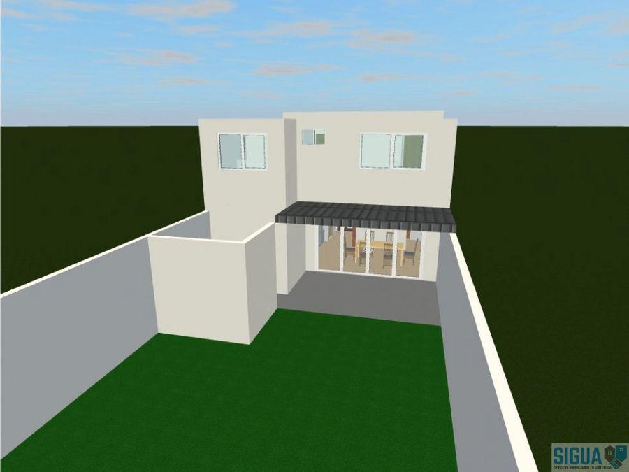 casa en construccion en venta villas del renacer