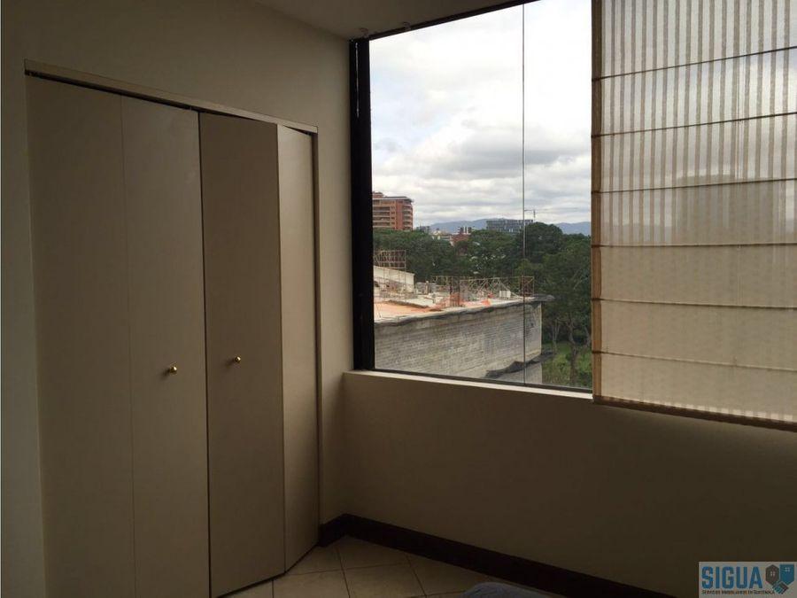 apartamento en renta edificio milenia z 10