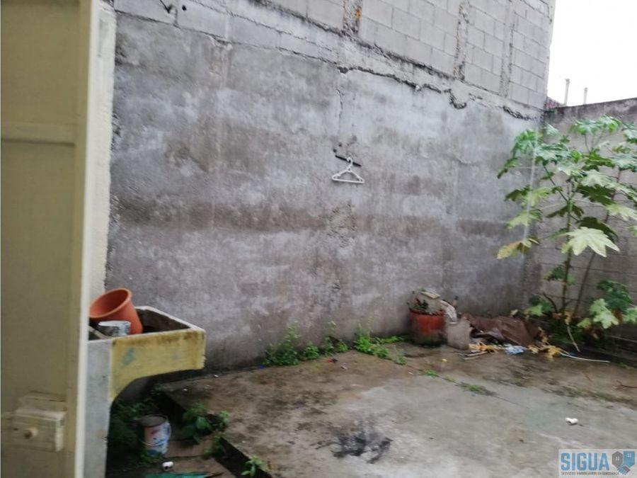 casa en venta santa luisa cerca mercado zona 6