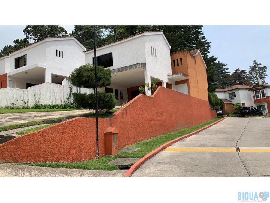 casa en venta valles de napa 1