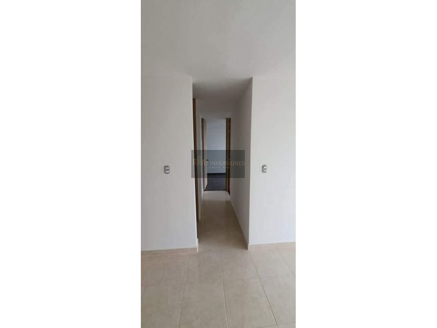 apartamento 3 habitaciones al norte de armenia