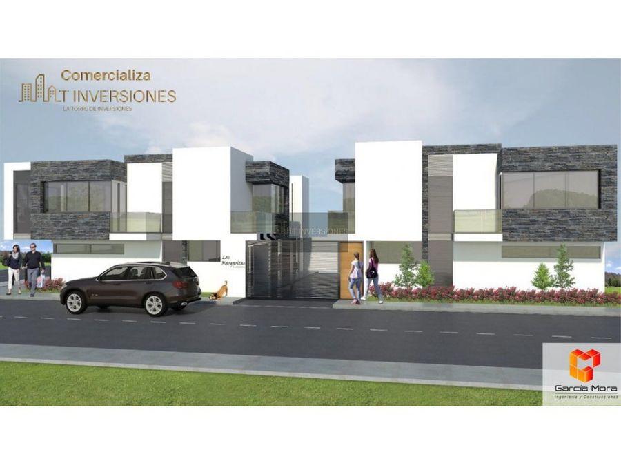 proyecto casa quintas del parque armenia quindio