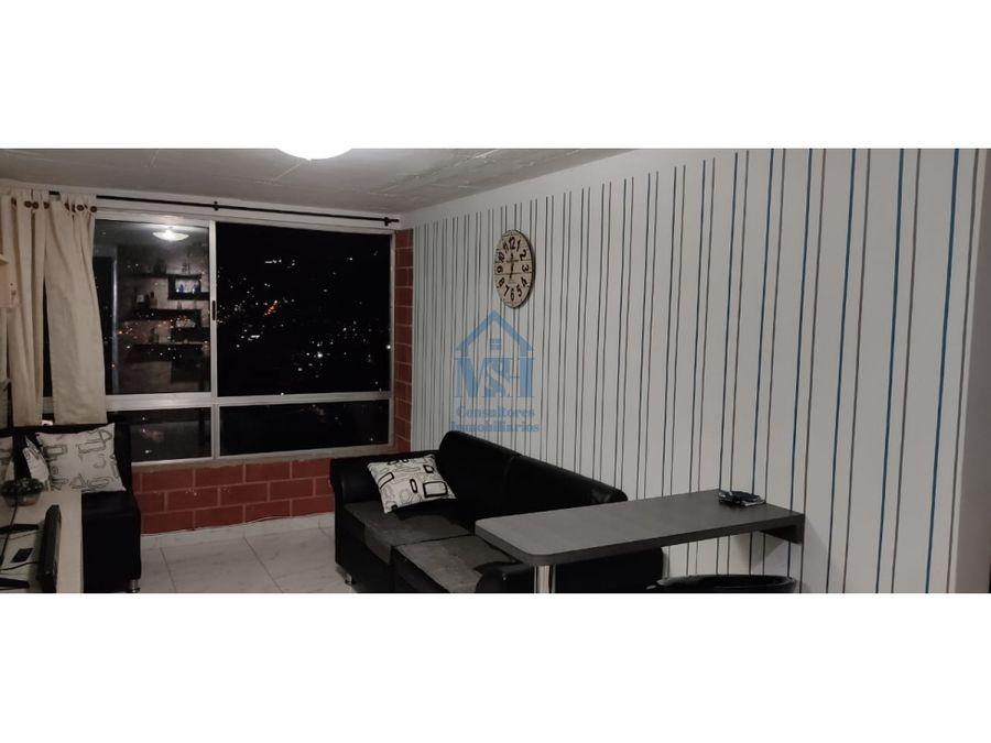 lindo apartamento de 48m2 en venta la cumbre bello antioquia