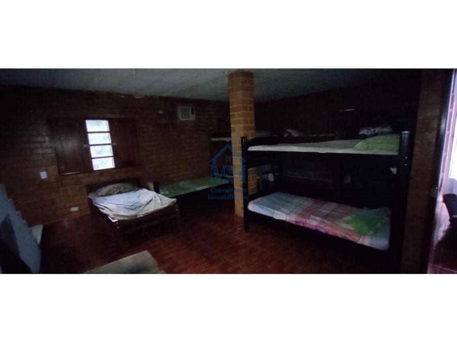 condominio campestre tipo hostal para turismo santa fe de antioquia