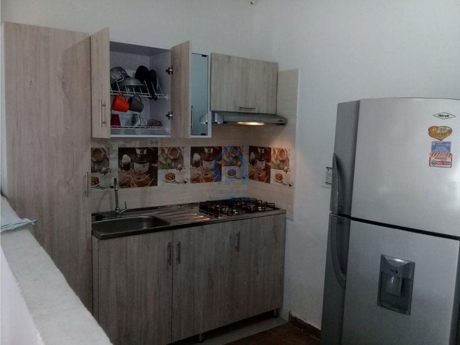 arrienda casa amoblada o habitaciones montelibano