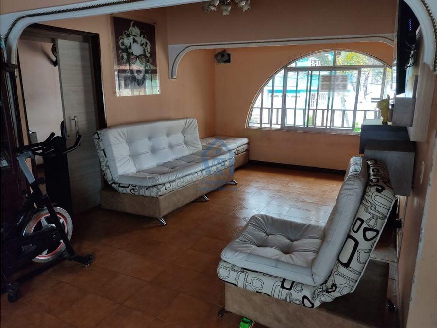 amplia casa de segundo piso 154 m2 en cabanitas bello antioquia