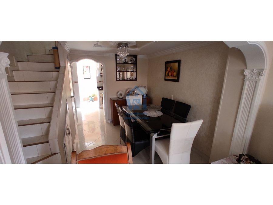 super casa unifamiliar en venta niquia 90m2 bello