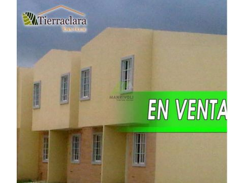 townhouse tierraclara pq valencia financiado
