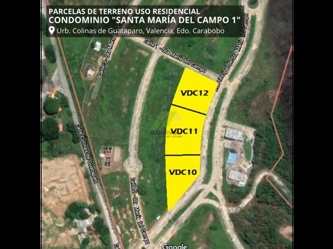 parcela de terreno de uso residencial vdc11 guataparo valencia
