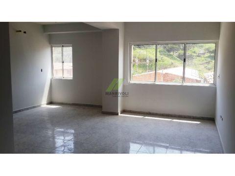 apartamento de 66 m2 a credito en naguanagua