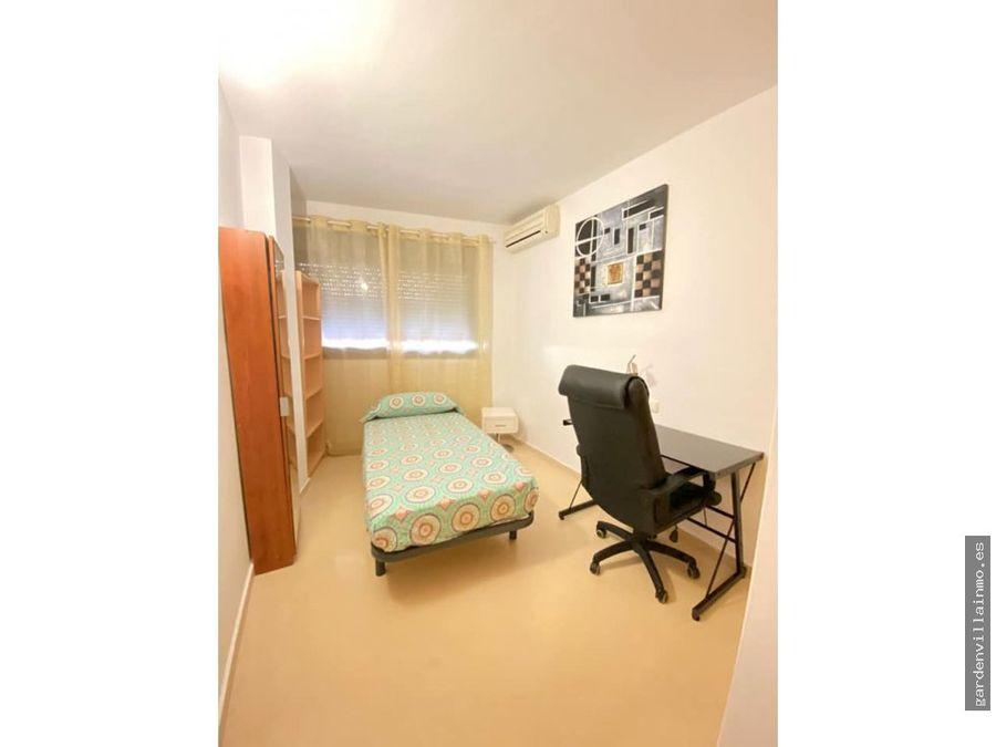 alquiler anual piso cerca del centro de salud joan fuster
