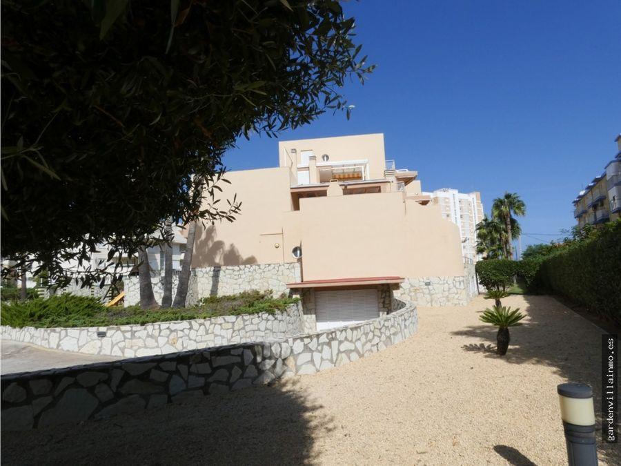 venta de apartamento en primera linea de playa