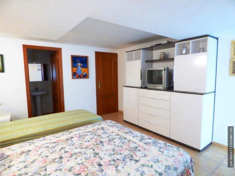 alquiler anual apartamento en la sella
