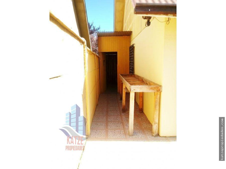 casa amplia e individual con bodega