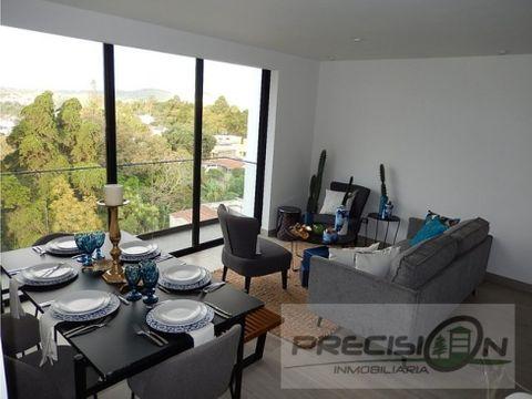 apartamento nuevo con jardin en venta zona 15 edificio epic 15