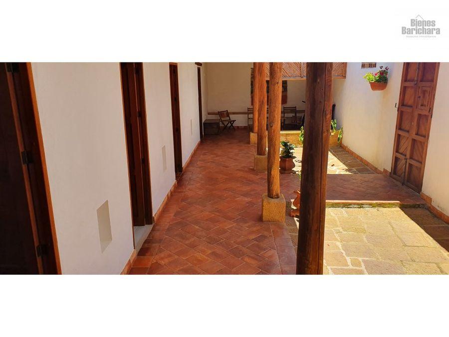 vendo casa paiwaichua barichara