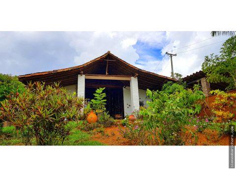 rento casa elcocuy barichara