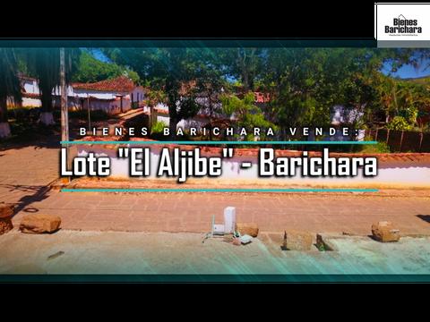 vendo lote el aljibe barichara 446 mts2 sector hosptial