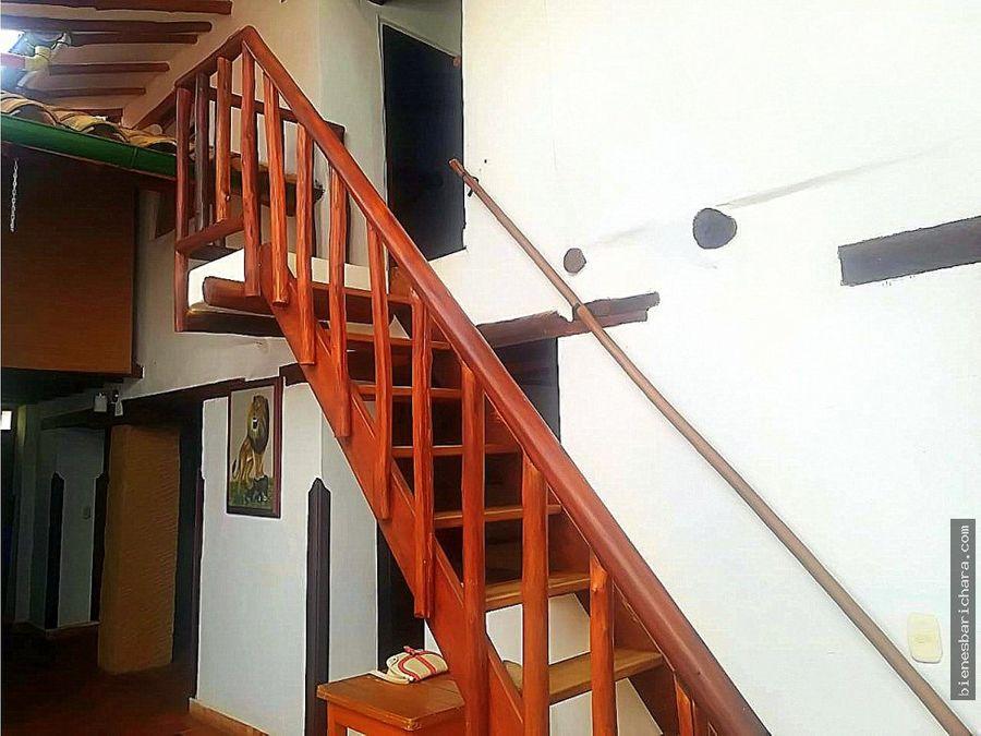 venta casa lacanterainterior barichara