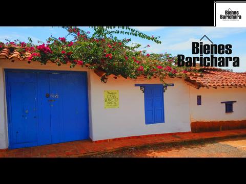 vendo casa bakero barichara sector hospital