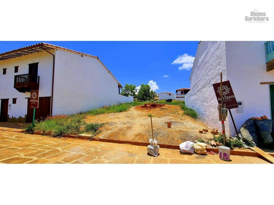 vendo lote 8f bucaregua barichara bagari area 240 mts2
