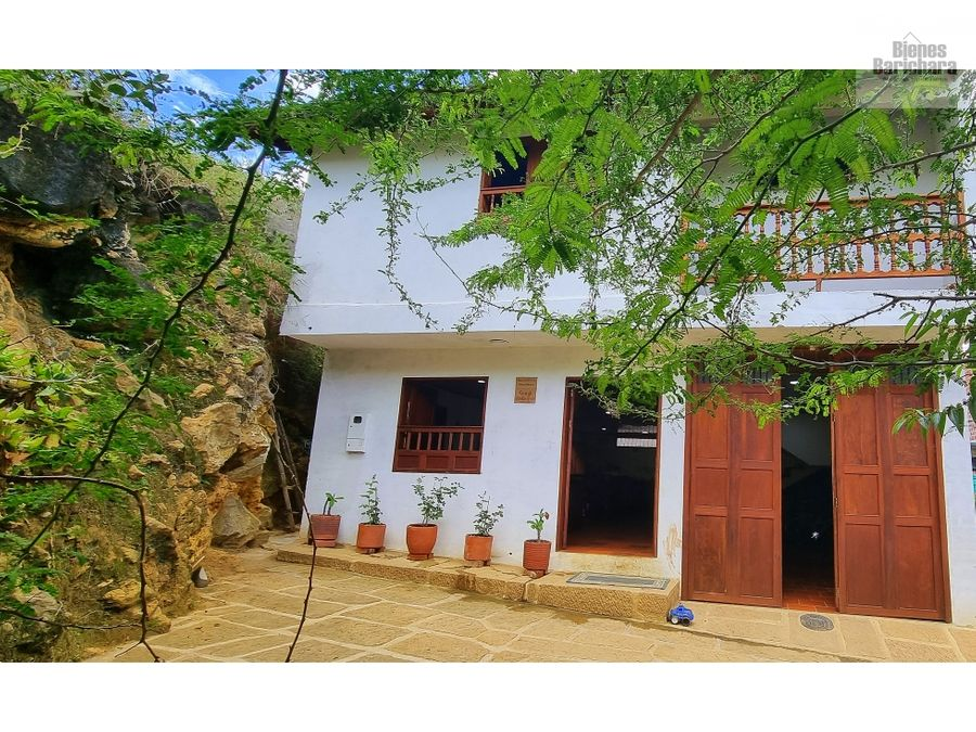 vendo casa dona tere los acacios barichara