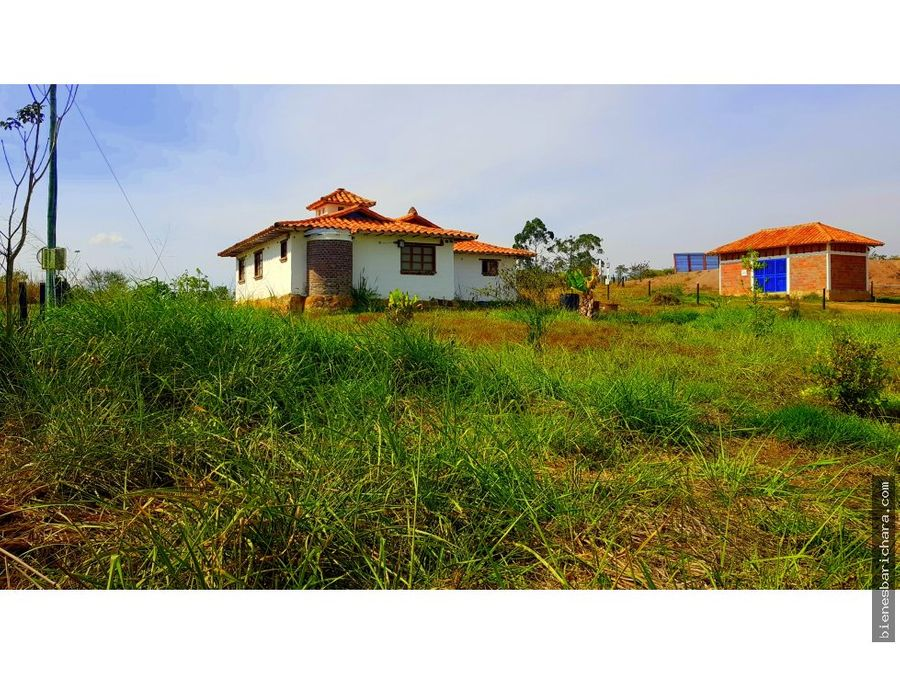 venta casa sanvalentin barichara