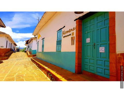 venta casa en barichara casa tradicional