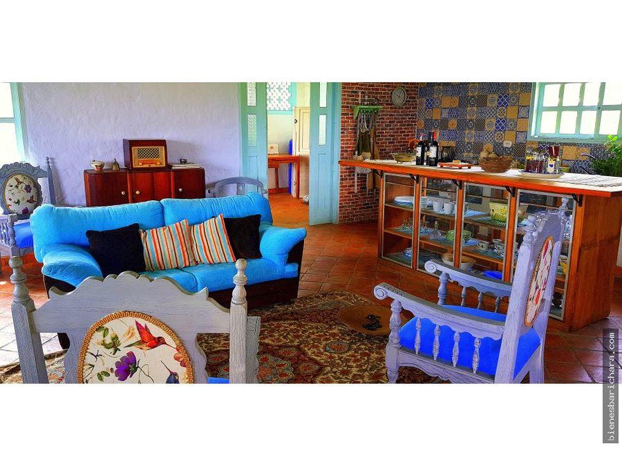 venta casa en barichara campestre casa solas
