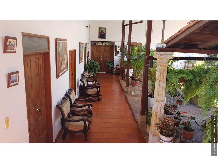 venta casa en barichara aposentos