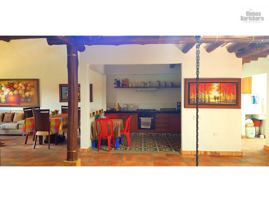 venta casa en barichara casa de fernando