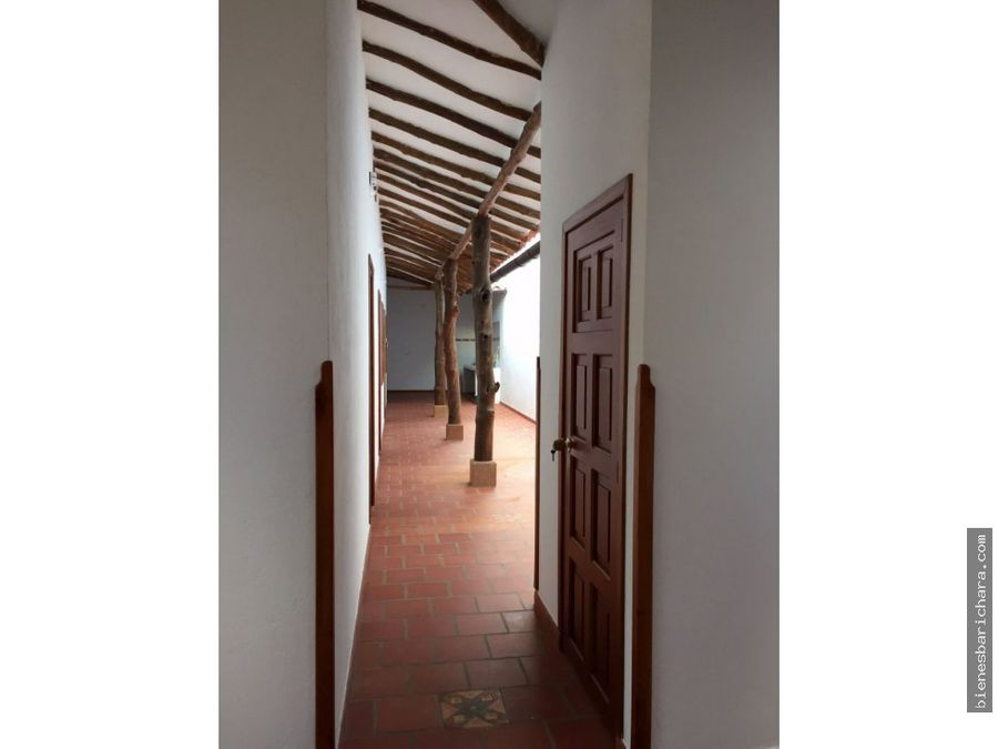 venta casa sectorhospital barichara