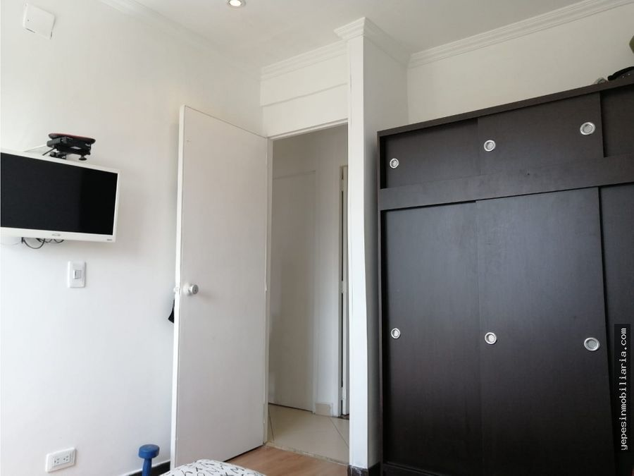 venta apartamento bochica 3