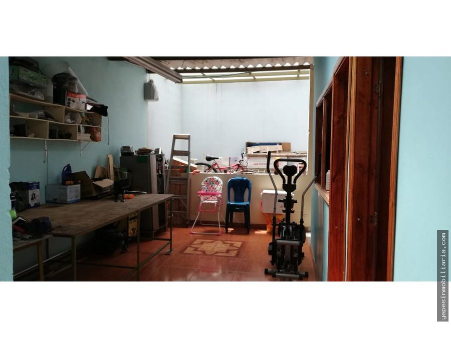 venta casa chapinero