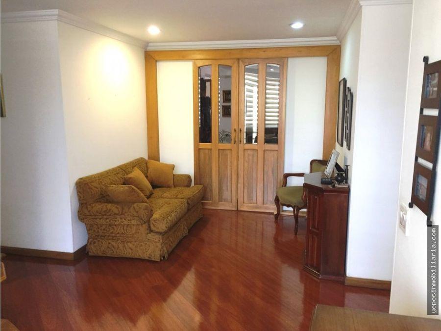 venta apartamento santa barbara occidental