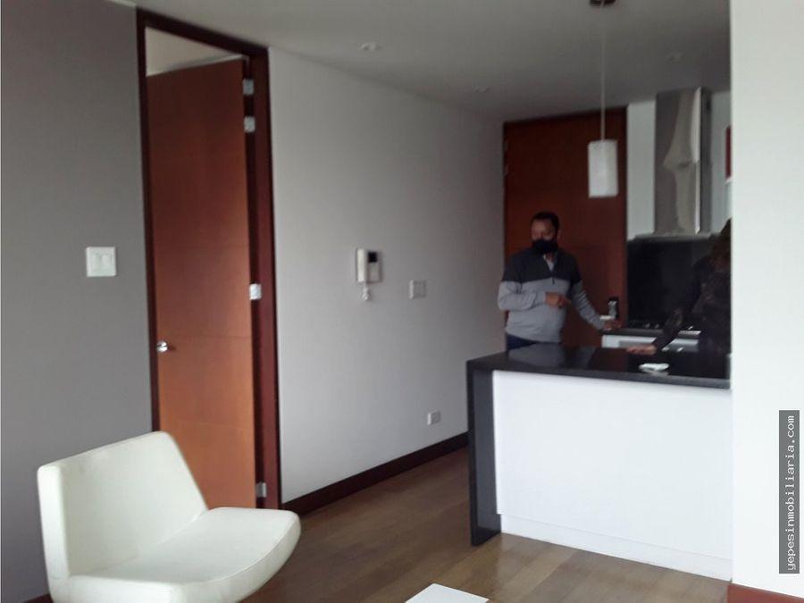 arriendo apartamento san patricio o amoblado