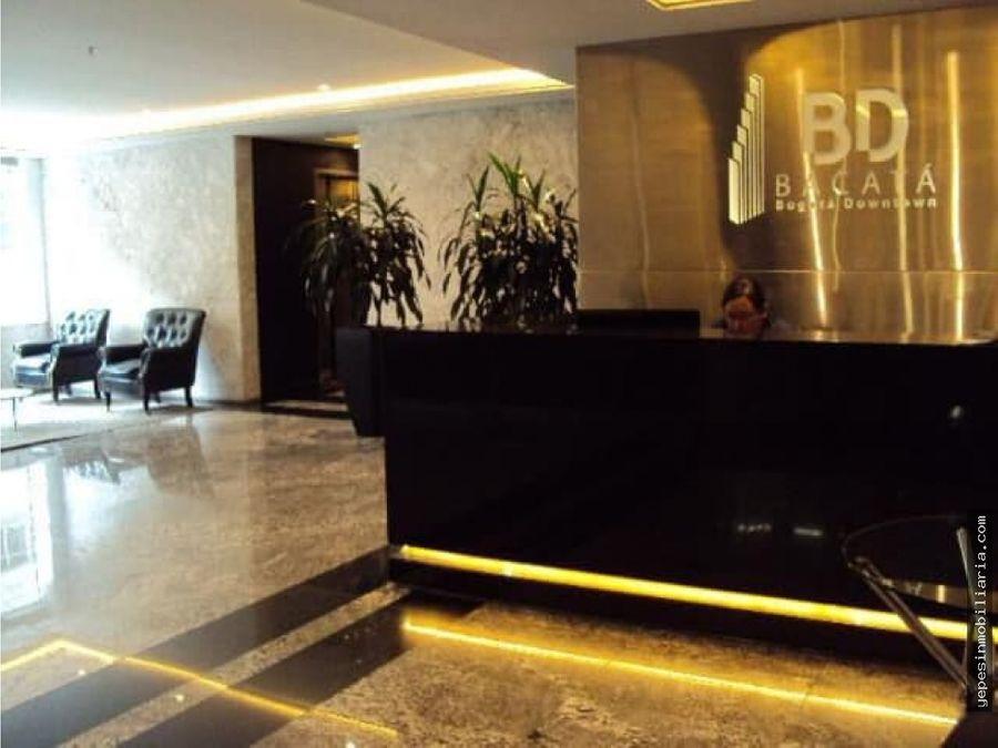venta y arriendo apartamento en las aguas bd bacata