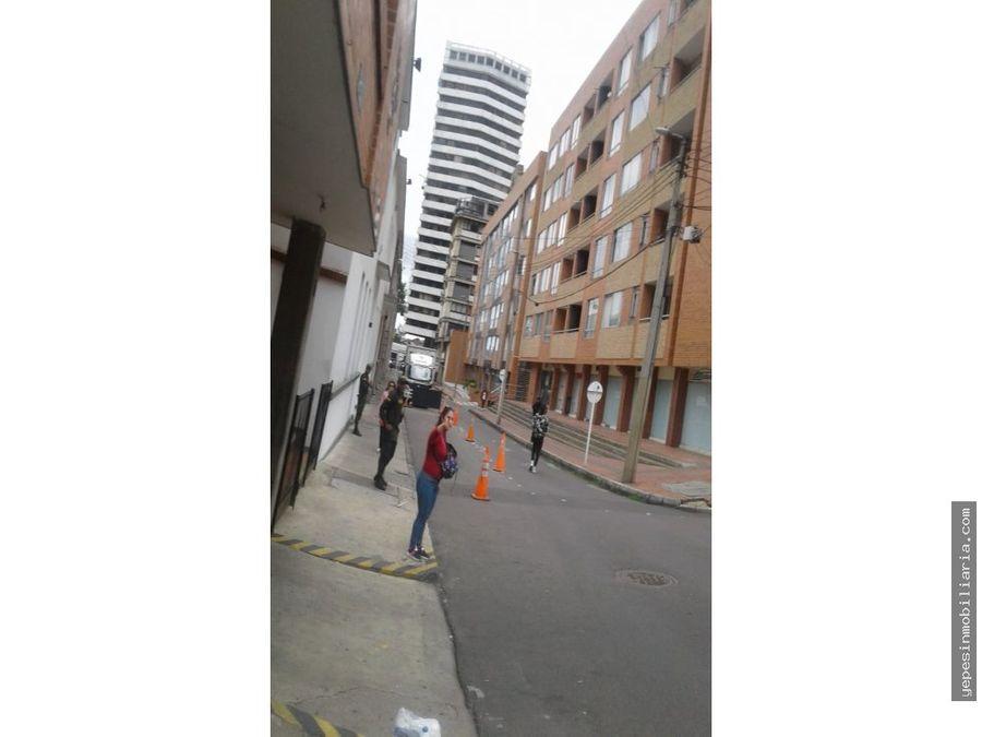 venta apartamento chapinero la magdalena edificio