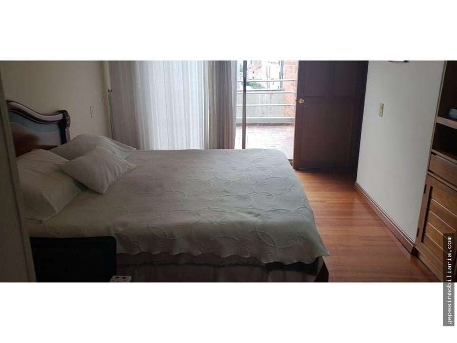 venta apartamento duplex en cedritos