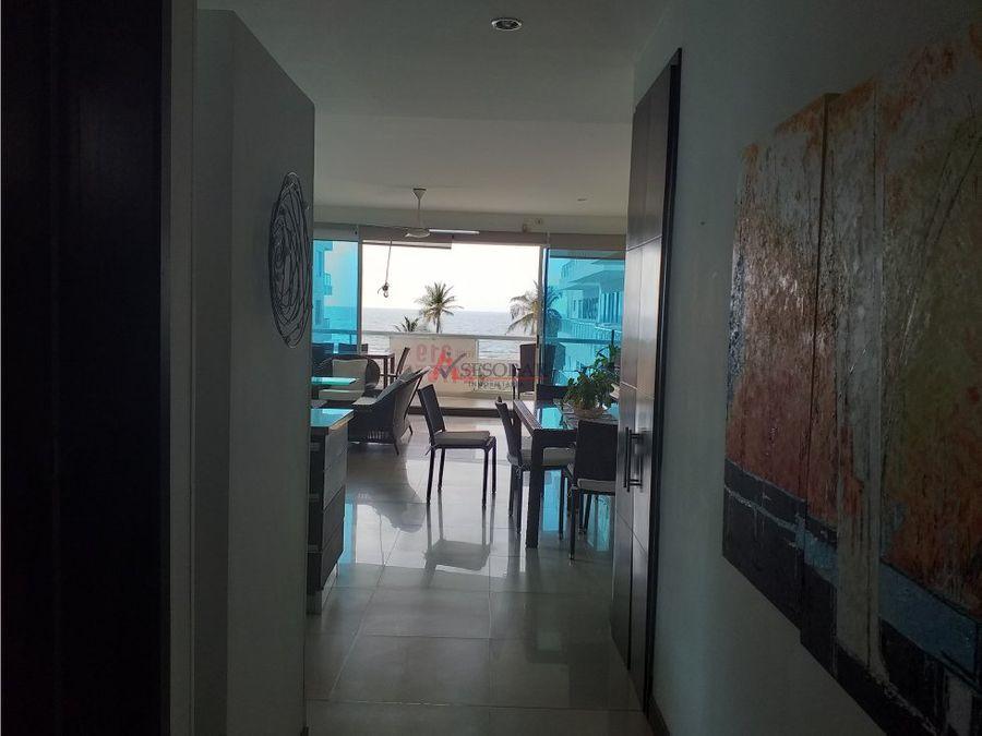 cartagena venta apartamento la boquilla